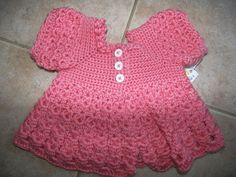 Handmade Baby Girl Spring/Summer Crochet by ThreeChicksKnit, $30.00 Handmade Baby, Spring Summer, Craft Ideas, Crochet, Crafts, Manualidades, Knit Crochet, Handmade Crafts, Crocheting