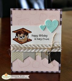 iEmbellish: Peachy Keen Stamps May Release blog hop!