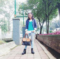 Fashion Blogger// Street Style