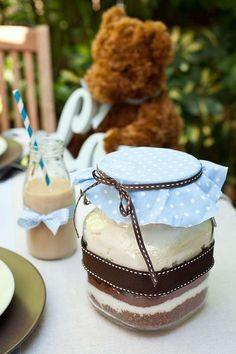 Baby Shower con temática de Ositos. Con detalles ¡encantadores!