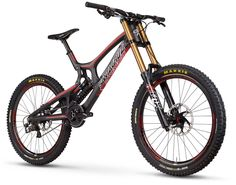 Santa Cruz Full Carbon Vc Downhill Mountain Bike