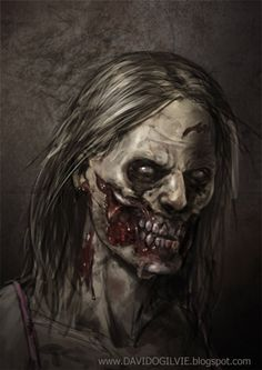 Zombie - David Ogilvie