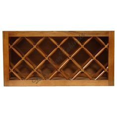 W3015WR - Lattice Wine Rack