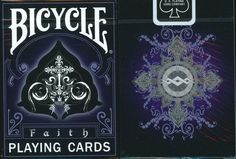 This is an affiliate link which means I could receive a small commission if you purchase the product through this link. Unique Playing Cards, Buy Bicycle, Bicycle Playing Cards, Custom Decks, Magic Cards, Card Companies, Deck Of Cards, Cool Cards, Faith