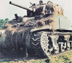 Check out this brief history of the M4 Sherman tank used by the Soviets for a number of years.