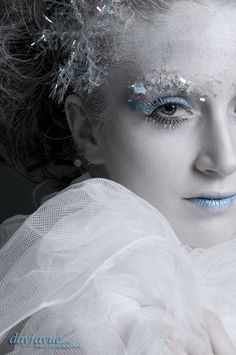 Laumė are Lithuanian fairy like female creatures (pixies). They are described as white as snow and blue as the sky itself. They are good spirits, very friendly with the Earth and Nature Gods. However, if anyone tried to use them, the punishment was grave.