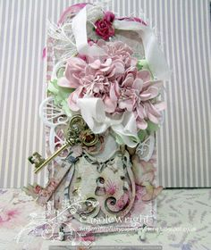 The Pretty Paper Patisserie: FABSCRAPS MY FAIR LADY C94 COLLECTION TAG FOR THE ...