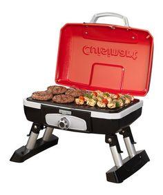 Look at this #zulilyfind! Petite Gourmet Portable Gas Grill #zulilyfinds