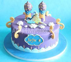 Aladdin & Jasmine Cake
