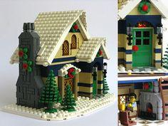 Winter Village: Cafe Collage | Somewhere to kickstart your h… | Flickr