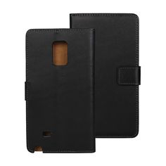 Genuine Leather Wallet With Stand Case for Samsung Galaxy note edge 9150 Flip Case With Card Holder Style Free shipping IDOOLS