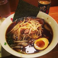 "Chris Nettles writes: ""It is a very authentic Sapporo-style ramen noodle house. The place has a great vibe and the spice bomb (to spice up your dish) is mind-blowing!"""