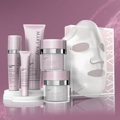 Restore what was lost and lift away the years with this scientifically innovative regimen that proves it's never too late to help rescue skin from the damage of the past and recapture a vision of youthfulness.  Learn more at www.marykay.com/charlenerosemiller