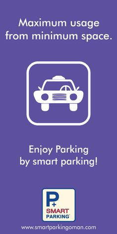 Smart Parking helps in reducing exhaust emissions from cars in urban cities. #SmartParkingOman,#AutomaticCarParkingSystem.  For more information contact us on: (968) - 96992175 24498521 - 24498531  95919121 - 91780950 Email: INFO@SMARTPARKINGOMAN.COM Website: http://www.smartparkingoman.com