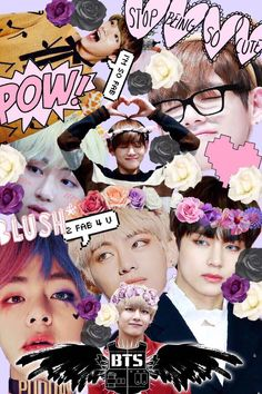 Heres a wallpaper of Taehyung (V) from BTS please download and use it