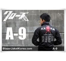 menjual Jaket TFOA A9 – Crows Zero