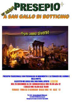 presepio al san gallo di Botticino http://www.panesalamina.com/2013/7857-presepe-a-san-gallo-di-botticino.html