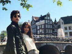 Love Couple, Best Couple, Daniel Padilla, Kathryn Bernardo, Amsterdam Netherlands, Celebs, Celebrities, Vacation Trips, Vacations