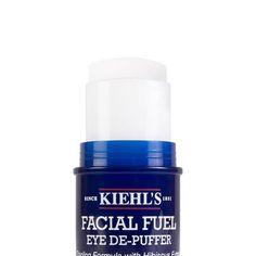 Kiehl's Facial Fuel Eye De-Puffer Beauty Skin, Health And Beauty, Hair Beauty, Best Under Eye Cream, Anti Aging Eye Cream, Kiehls, Cool Eyes, Facial, Hair Color