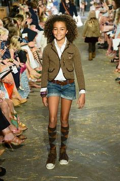 Ralph Lauren kids fashion