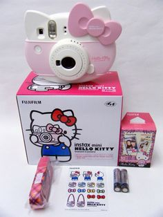 New ♪ Sanrio / Hello Kitty Instax mini / Instant camera / from Japan FUJIFILM