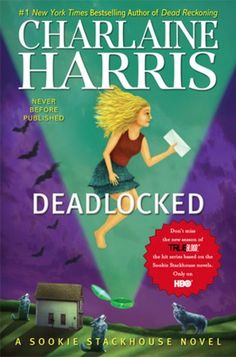Deadlocked by Charlaine Harris, Southern Vampire Series # 12 - Urban Fantasy #audiobooks