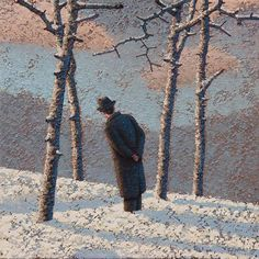 Catto Gallery | Mark Edwards Solo Exhibition 2016 | Three Clouds