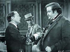 John Wayne, Dean Martin, Michael Anderson Jr., and Earl Holliman in The Sons of Katie Elder (1965)