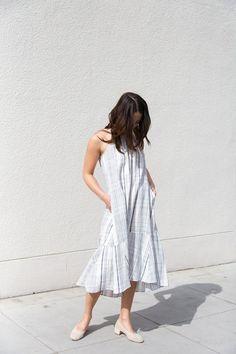 xirena desi maxi dress
