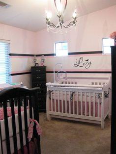 baby girl nurseries - Google Search