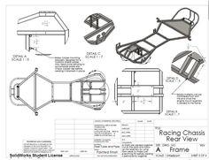 Racing Go Kart планы                                                                                                                                                     Más