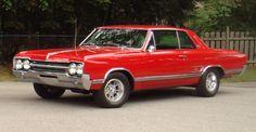 Oldsmobile Car '65 442