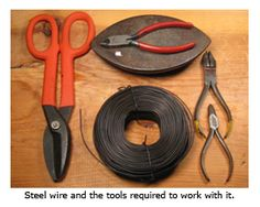 ❥ 7 Tips for Using Steel Wire in Your Jewelry Designs