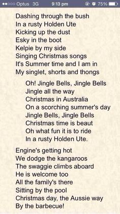 New funny christmas songs for kids jingle bells ideas Australian Memes, Aussie Memes, Funny Christmas Songs, Christmas Humor, Merry Christmas Funny, Christmas Quotes, Christmas Music, Christmas Stuff, Aussie Christmas