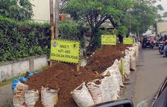 Permohonan Maaf, Gangguan Arus Lalu Lintas di Jalan Perikanan Cimanggu