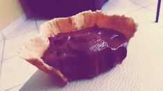 Gaufrette Nutella glacé