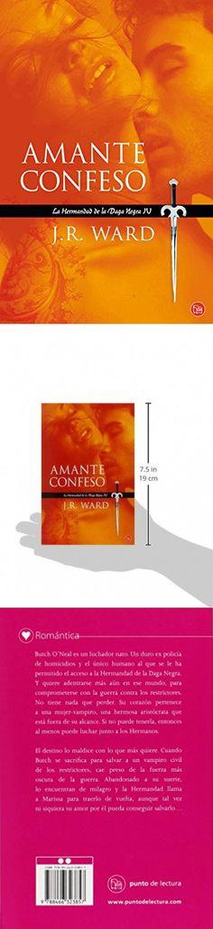 Amante Confeso (Hermandad de la Daga Negra) (Spanish Edition)