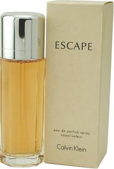 Escape by Calvin Klein for Women, Eau De Parfum Spray, 3.4 Ounce $38.44