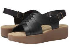 Black leather No. 21 platform sandals with tonal stitching, feather,  pom-pom and kiltie accents at vamps and rubber soles. Includes box and dust  ba…