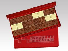 Artisan Chocolate, Cube, Decorative Boxes, Packaging, Sweets, Ideas Originales, Ideas Para, Stickers, Facebook