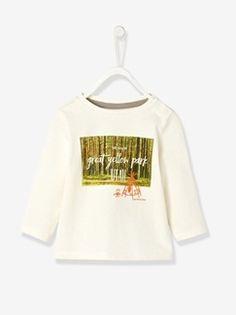 Camisola de mangas compridas, para bebé menino