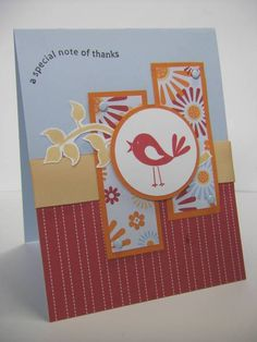 SUO, Cheep Talk by krissiestamps - Cards and Paper Crafts at Splitcoaststampers