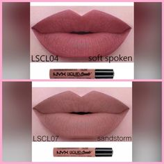 NYX Makeup - NYX BUNDLE SOFT SPOKEN & SANDSTORM