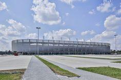 Lublin City Stadium,© Bartosz Makowski