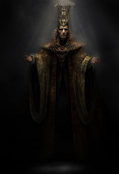 """Costume concept for a Kryptonian Council member by Phillip Boutte Jr from """"Man of Steel"""" Costume design by James Acheson and Michael Wilkinson. Concept Art World, Game Concept Art, Character Concept, Character Art, Character Design, Fantasy Heroes, Fantasy Characters, Man Of Steel Costume, Dark Fantasy"""