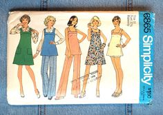 A personal favorite from my Etsy shop https://www.etsy.com/listing/507263619/uncut-vintage-simplicity-sewing-pattern