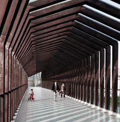 Nova Ponte Pedonal da Aldeia Foshan / ADARC Associates