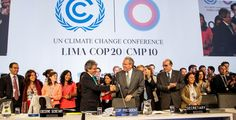 Today the Peruvian Presidency of COP20/CMP10, the incoming French Presidency of COP21/CMP11, the Office of the Secretary-General of the United Nations and the UNFCCC Secretariat have confirmed their determination to work together this year to implement the Lima-Paris Action Agenda. The Agenda, which was launched in Dec. 14th, 2014 (see joint declaration in annex) is […]