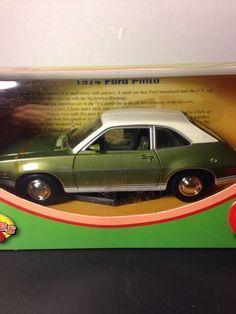 2005 Fresh Cherries1:24 Scale Die-cast Replicias 1974 Ford Pinto #freshcherries #Ford