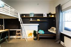 Black and white kids room l Reno Rumble Week 2 Bedrooms l Photogallery Highlights